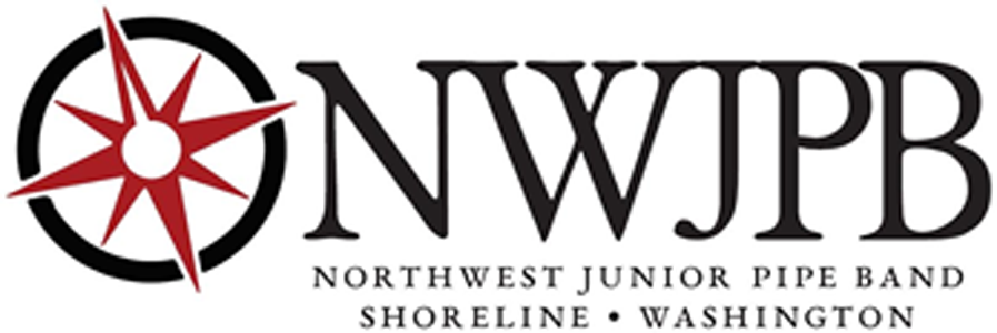 Northwest Junior Pipe Band logo