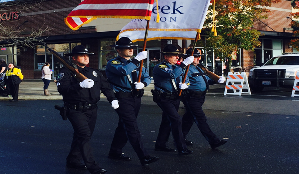 South Snohomish County Honor Guard photo