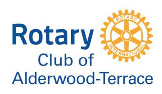 Rotary Club of Alderwood-Terrace logo