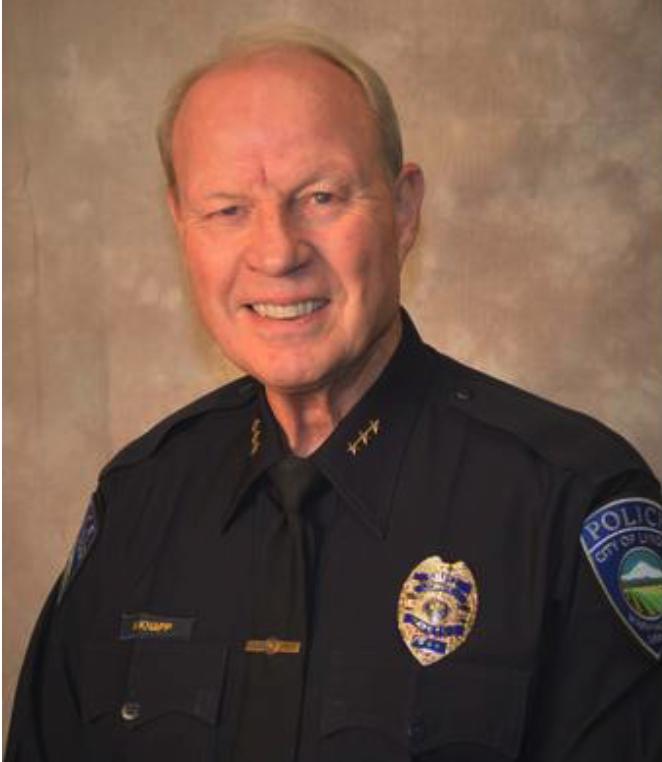 Interim Police Chief Michael Knapp