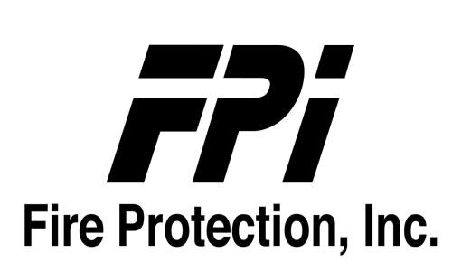 Fire Protection, Inc. logo