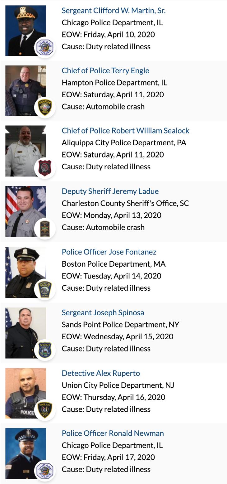 Officer Memorial 04-2020 2 of 4
