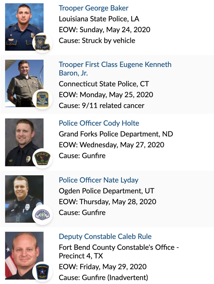 Officer Memorial 05-2020 3 of 3