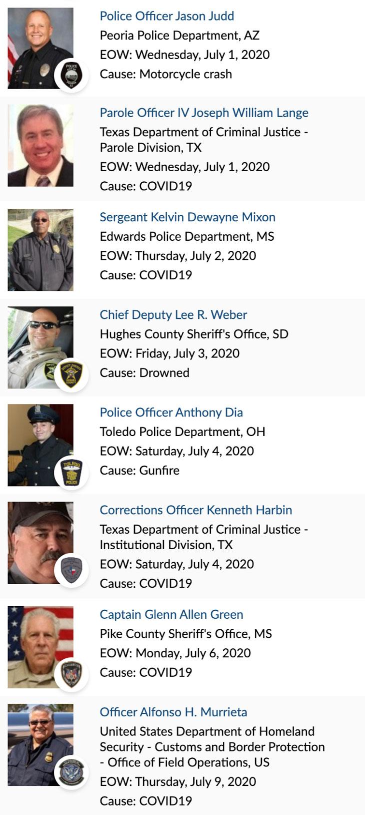 Officer Memorial 07-2020 1 of 3